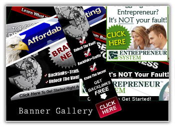 Please Click Here To View The Golliver Media Banner Sample Portfolio